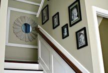 Diseño para escaleras / by Judith Ledezma