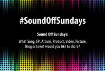 Sound Off Sundays / What song, EP, Album, Product, Video, Picture or Event would you like to share or promote?  I am starting Sound Off Sundays today and asking any artist, author, musician or whoever to put up a post to promote, share, market or inform people about something you want to advertise.   Please add your sound off in the comment section with a one liner or short plug for whatever.  / by Loren Weisman
