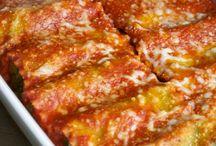 Lasagne cannelloni e....