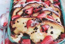 Food for Me:  I-Don't-Care Desserts
