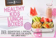 Healthy Mummy Kids Lunch Box Ideas / Healthy kids school lunch ideas from The Healthy Mummy