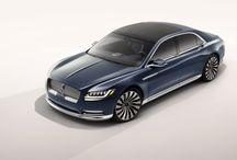 The 2016 Lincoln Continental 30 way seat Press Event