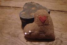 Pin keep/sewing box