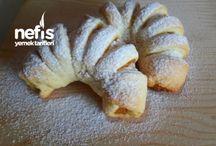 bayatlamiyan elmalı kurabiye