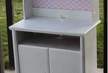 Decorating and furniture repurposing