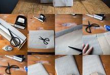 Tüten und Kartons DIY