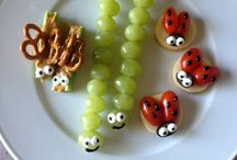 Snacks for kids / Healthy party treats