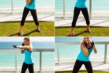 Arm workouts / Toning arm exercises