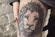 Tatto inspo te låret