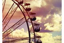 Amusement park fun❤