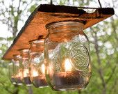 mason jar crafts / by Justine / Sew country chick