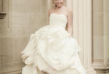 Невеста на улице
