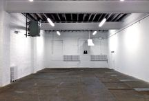 Studios / We all need a place to create in: music, video or photo-shooting