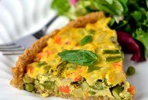 Vegan recipes (Lunch/Dinner)