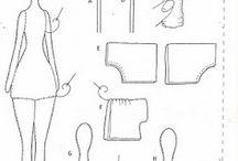 SY - mönster, detaljer, modeller