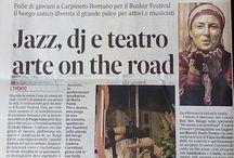 Rassegna stampa / Cosa dicono tutti del Carpineto Romano Busker Festival