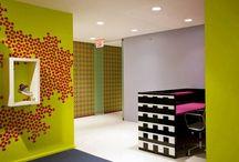 Kensiegirl footwear showroom / Kensiegirl showroom design in midtown Manhattan. Shoe store design; Sergio Mannino Studio is one of the leading retail design firms in New York;
