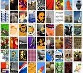 Posters for the walls / Typisch Nederlands fotoschilderij (Holland)
