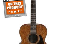 Ibanez Guitars / Revolution Music Store stocks Ibanez acoustic and electric and basses.