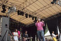 The 6th International Kampoeng Jazz / Saturday, 3 May 2014 at Universitas Padjadjaran, Dipatiukur, Bandung