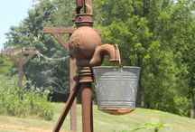 water pumps / by Rose Cooper