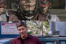Winchester Brothers AU