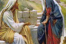 RELIGIÓN / temas sobre la vida de jesús