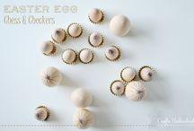 basteln für Ostern / Witzige, kreative und schöne Bastelideen für Ostern