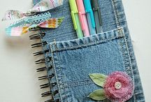 Jeans!  I love jeans! / Jean crafts!