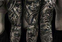 Tatuaggi giapponesi