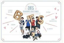 BTS -season greeting-