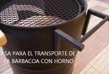 Restaurant Parrillero / Para realizar parrillas y asados / by lety reyes