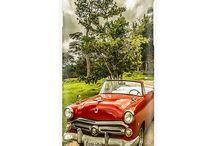 Collection les belles américaines des années 50 / Découvrez nos magnifiques coques de protection de smartphone  collection Belles américaines années 50