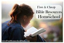 Homeschool: Bible / by Jennifer Richardson Gambino