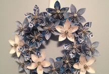kytky z papíru