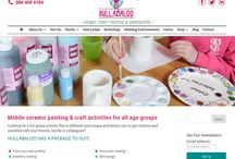 Art & Craft Websites