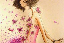 Art... inspiring / by Tonilynn Sicari-Clough