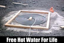Ogrzewacze wody panele sloneczne