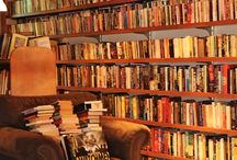 A Temple of Books / Because, quite simply, book nooks are the best rooms in the world...