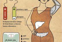 Draw by health / Infografías sobre salud / Health graphics