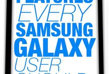 Samsung Galaxy tech