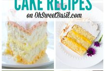 Cakes Recipes