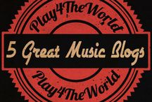 When Words Fail, Music prevails / Music Blogs