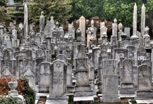 "CEMETERY / I have always been obssessed with ""old"" cemetaries / by ♡GYHIPPIECHILD♡"