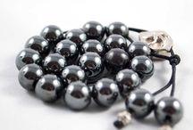 Hematite Greek Worry Beads