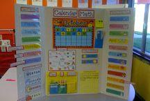 Lapbook calendar