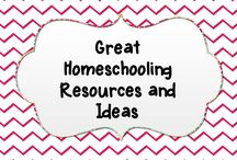 Great Homeschooling Resources and Ideas / Curriculum we love, books we read, printables we find, and ideas for moms teaching their children at home. For those pinning products, please pin only 2 pins per day, 1 product and 1 idea. Thanks!!!
