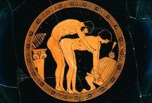 ROMAN AND GREEK OLD ART