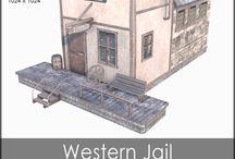 Western Buildings