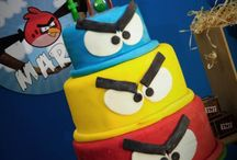 Angry birds / Party ideas